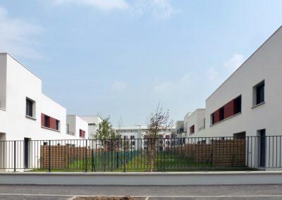 Ecoquartier des Joncs Maris – Lot 9 et 10, Fleury-Mérogis