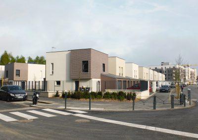 Ecoquartier des Joncs Marins – Lot 2, Fleury-Mérogis