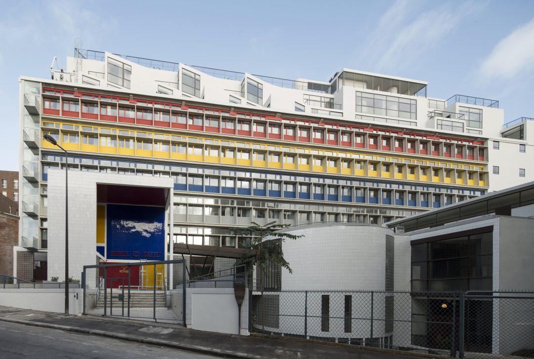 Réhabilitation et restructuration de la Cité de Refuge (Le Corbusier, 1933) Paris XIIIe